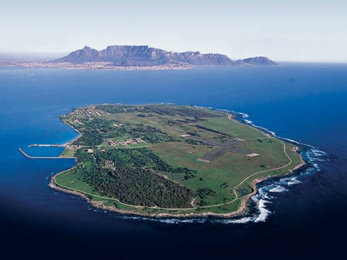 Robben Island South Africa
