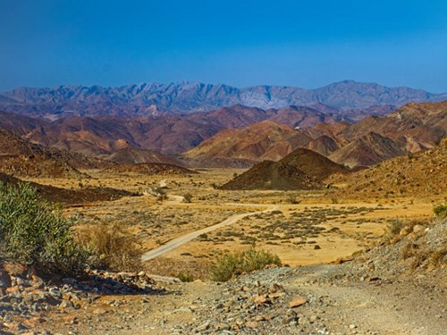 Richtersveld Transfrontier Park in The Northern Cape, South Africa