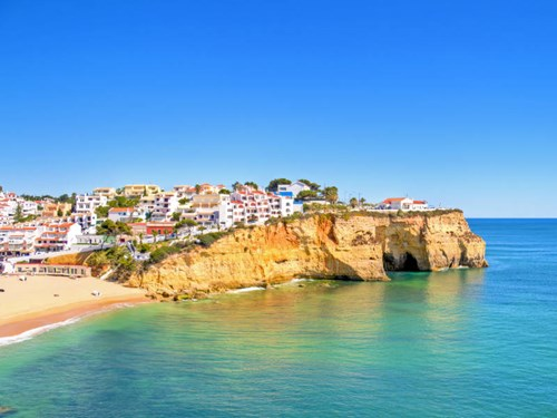 The Algarve in Portugal