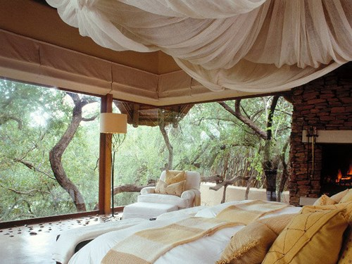 Makanyane Suite in Madikwe Game Reserve South Africa