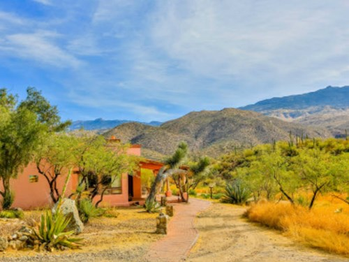 Tanque Verde Ranch in Tucson, Arizona