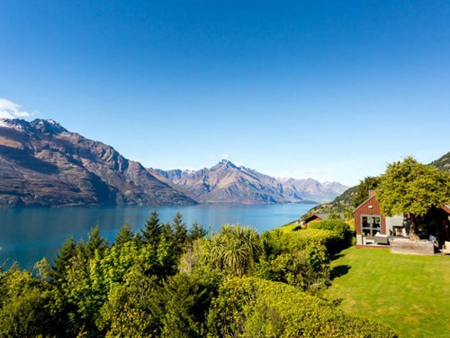 Azur Lodge Queenstown, New Zealand